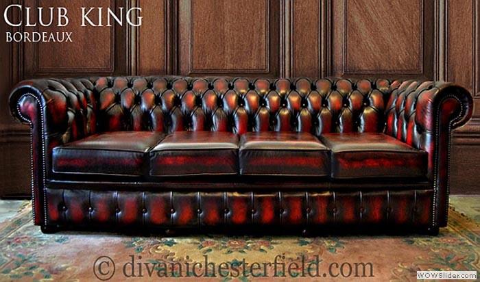 Divano Chester Divani Chesterfield Poltrone Chester - Noleggio Chesterfield Nuovi e Vintage